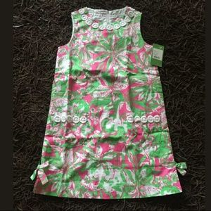 Lily Pulitzer Little Lily Classic Shift Dress